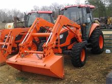 Used KUBOTA M7040 in