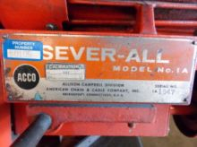American Chain & Cable Co Sever