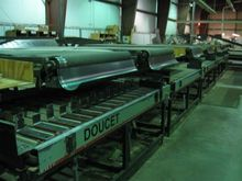 Doucet Sorting and Nesting Line