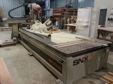 SNX 512 TG CNC Router