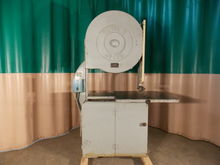 "1948 Oliver 36"" Band Saw 116 Ve"