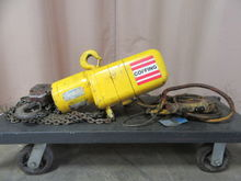 Coffing 2 ton Electric Chain Ho