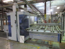 2008 Weeke BHX-500 CNC Machinin