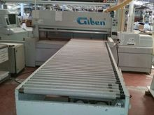 Giben PRISMATIC PF, CE Beam Saw