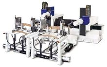 Bacci Double Jet CNC Machine
