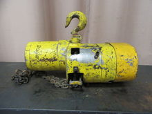 Used Budgit 2 ton 12