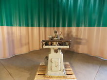 Mummert Dixon Wet stone grinder
