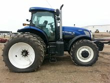 2012 NEW HOLLAND T7.270