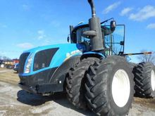 Used 2014 HOLLAND T9