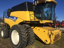 2013 NEW HOLLAND CR8090