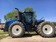 2015 NEW HOLLAND T9.565