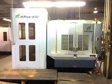 2003 Matsuura H PLUS 630 CNC 4-
