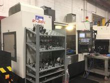 2013 Leadwell V50I CNC VERTICAL