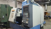 1995 Mazak FJV20 W/ 4TH AXIS #6