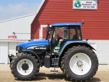 2002 NEW HOLLAND TM175