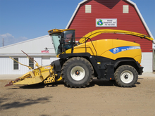2008 NEW HOLLAND FR9040