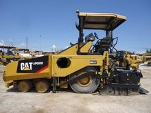 2012 CATERPILLAR AP-600D