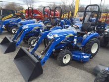 New HOLLAND BOOMER 2