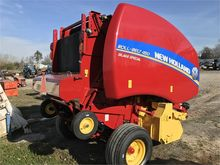 New HOLLAND ROLL-BEL