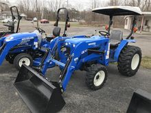 2011 NEW HOLLAND T1510