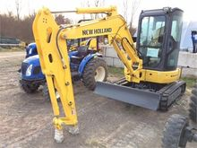 New HOLLAND E35B in