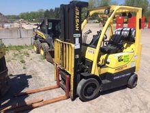 HYSTER S55XL
