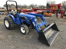 2015 NEW HOLLAND WORKMASTER 35