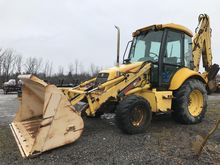 2001 NEW HOLLAND LB90