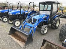 2007 NEW HOLLAND TC34DA