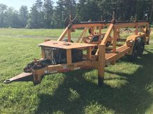 1974 Reel / Cable Trailers