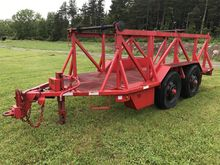 1986 Reel / Cable Trailers