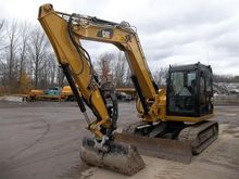 2014 CATERPILLAR 308E2 CR SB