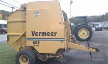 Used Vermeer 605 in
