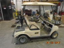 2007 Ingersoll Rand CLUB CAR
