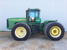 2002 John Deere 9320
