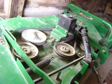 "2002 John Deere 72"" Belly Mount"