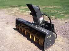"2008 FFC 72"" Snowblower for Ski"