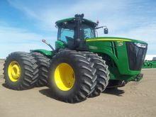 2013 John Deere 9510R