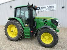 2014 John Deere 6115M