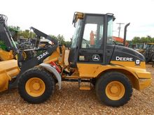 2015 John Deere 324K