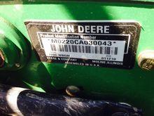 Used John Deere 220C