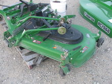 2013 John Deere 72' mower deck