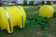 John Deere Saddle Tanks