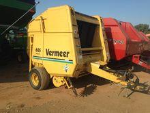 1993 Vermeer 605K