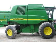 2005 John Deere 9560W