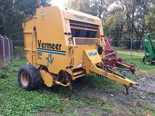 Used Vermeer 555XL i