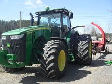 2011 John Deere 8285R