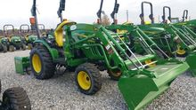 2014 John Deere 2025R with atta