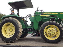 2009 John Deere 5055E