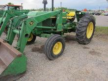 Used John Deere 2550